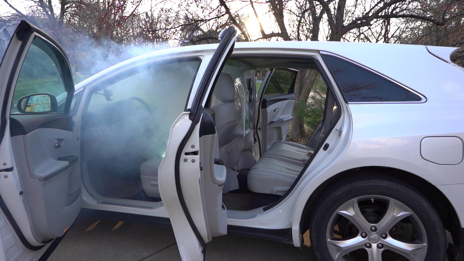 Venza Smoke Test